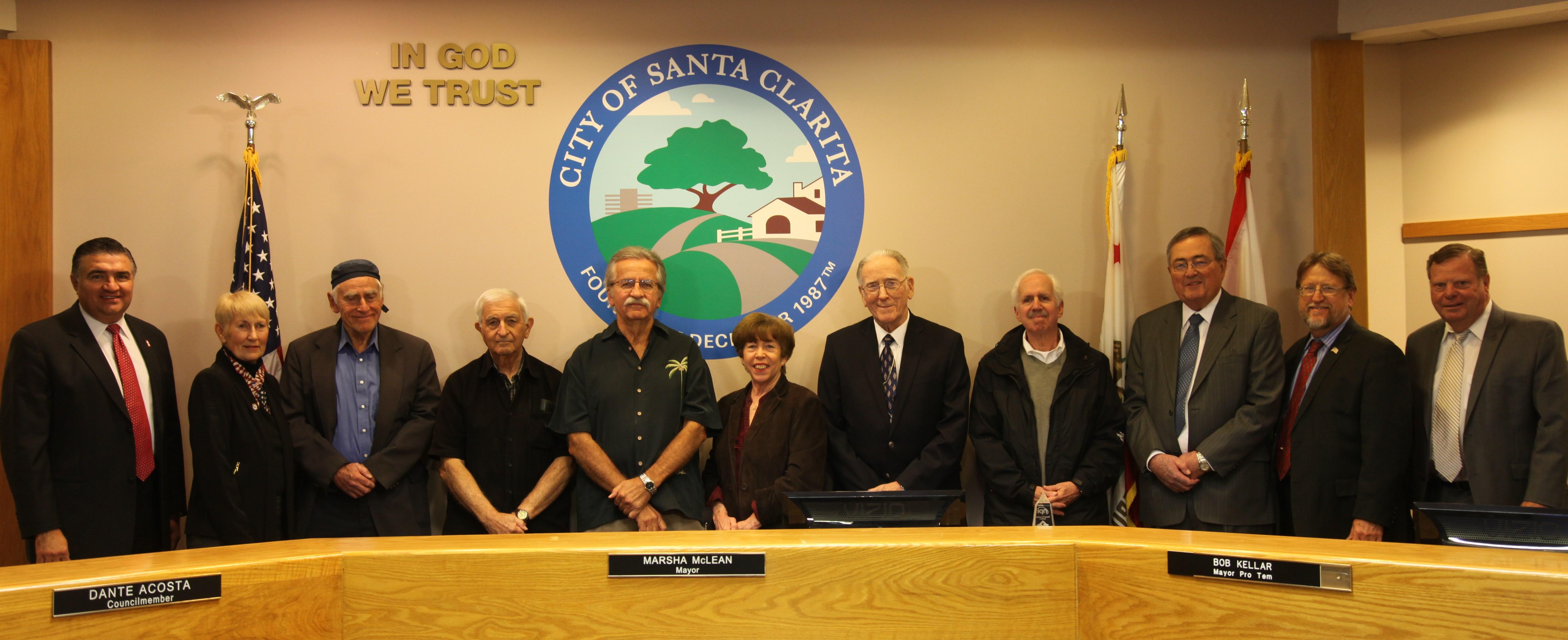 40 Year MDs at City Council 11-13-2015